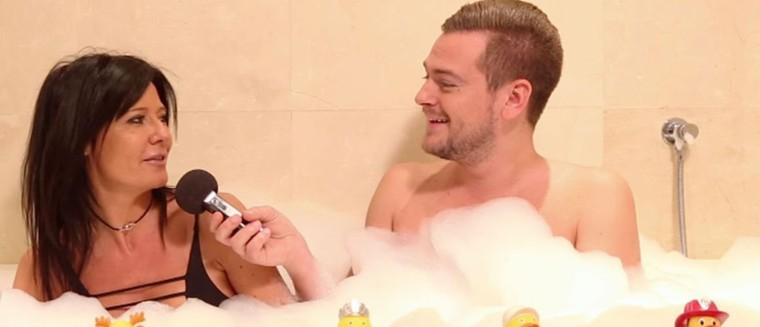 Comment Jeremstar fait-il pour faire autant mousser les bains de ses interviews ? (VIDEO)
