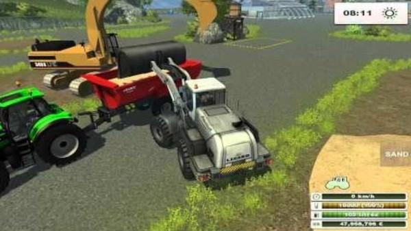 farming simulator 2013 the lake ep1 présentation des mods - vidéo Dailymotion