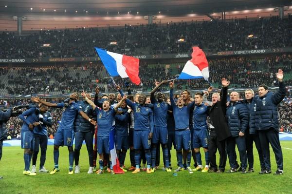 Bravo les Bleus ! | MHSC Foot , billetterie Montpellier Hérault, mhsc match, match Montpellier, led publicitaire, panneau publicitaire led