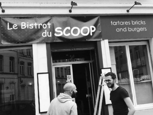 Le Bistrot du Scoop - Lille - Avis, réservez en ligne
