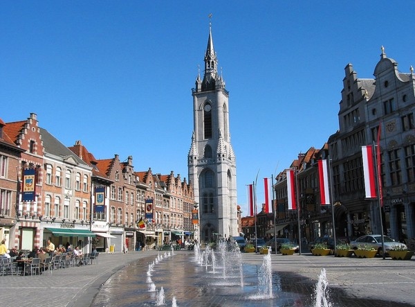 Immo Tournai : une ville de contrastes | Logic-Immo