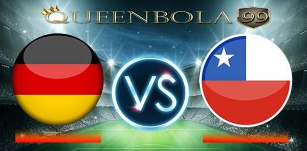 Prediksi Germany vs Chile 23 Juni 2017