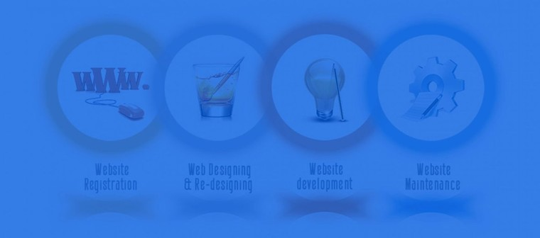 Responsive Web Design, Web Development, CMS Development, Magento Development, Best SEO Company in India