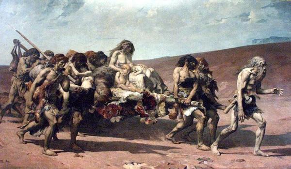 Caïn et Abel: le premier meurtre de l'Histoire?