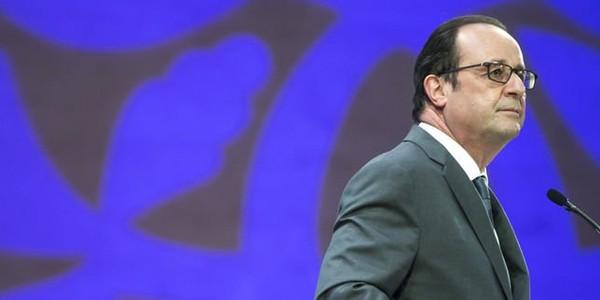 François Hollande renonce à être candidat à la présidentielle