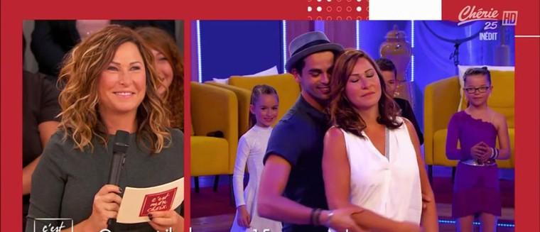 Danse avec les stars : Christophe Licata a rencontré sa femme il y a 15 ans dans C'est mon choix ! (VIDEO)