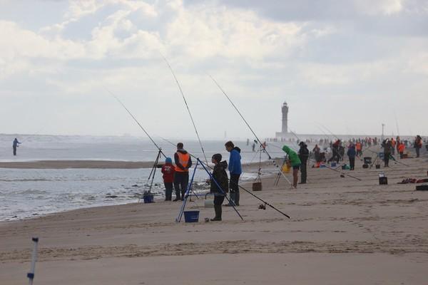 Compte rendu du championnat de France jeunes de pêche bord de mer 2017