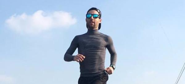 Atteint de la mucoviscidose, Brian Crebouw se lance « un défi de malade »