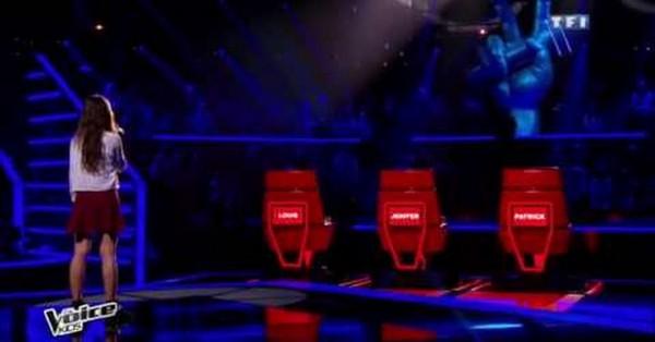 Laura interprète avec beaucoup d'émotion « L'amour existe encore » de Céline Dion_1280x720.mp4