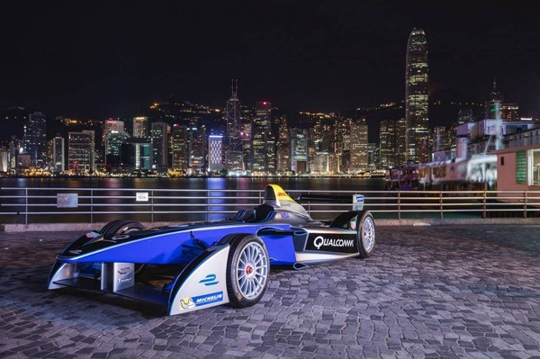 Jaguar Land Rover will enter the Formula E this week