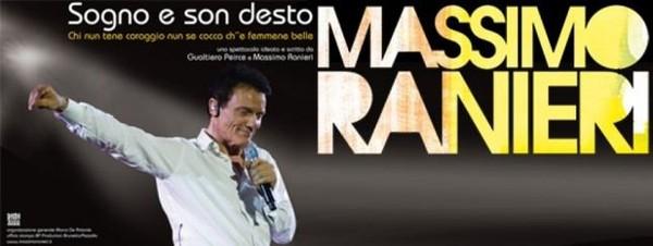 MASSIMO RANIERI EN CONCERT LE 7 DECEMBRE 2017 EN ITALIE