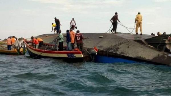 Tanzanie:Plus de 100 morts dans le naufrage d'un ferry sur le lac Victoria -