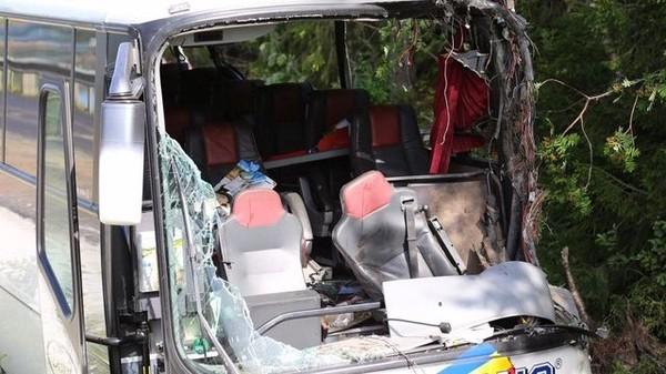 Trois Suisses décèdent dans un accident de car en Norvège