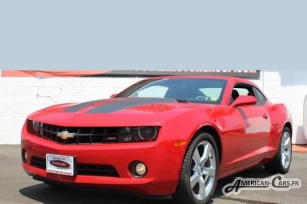 CHEVROLET CAMARO 1 LT/RS 2010 [Voiture d'importation American-Cars]