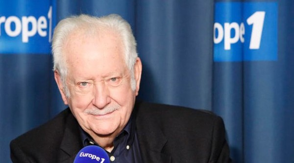 Europe 1 baptise son grand studio «Pierre Bellemare»