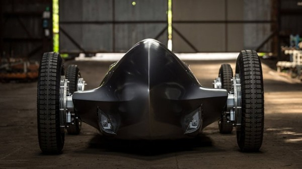 Full of passion and soul: Infiniti Retro Prototype