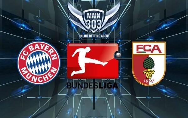 Prediksi Bayern Munchen vs Augsburg 9 Mei 2015 Bundesliga