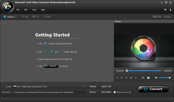 Software Evaluation and Testing: Supreme Video Converter: Aiseesoft Total Video Converter Review