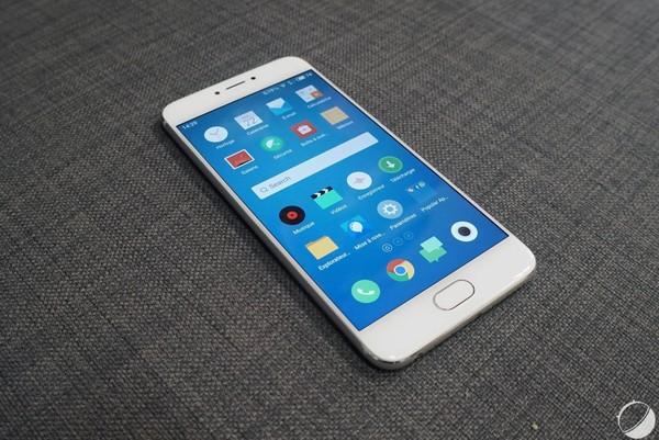 Test du Meizu Pro6 : la bonne copie de l'iPhone 6 - FrAndroid