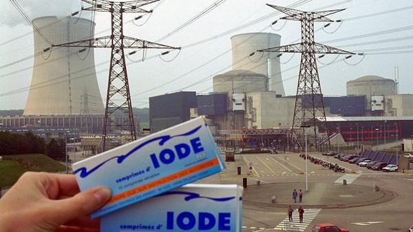 19 communes du Gard recevront des comprimés d'iode stable de la centrale nucléaire de Tricastin