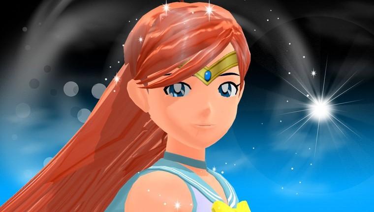 Sailor Domino 3D Transformation