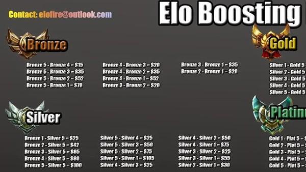 Elo Boosting - Bio - Google+