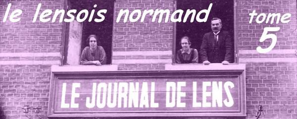 1955 : Ouverture du nouveau collège Condorcet | Le Lensois Normand Tome 5