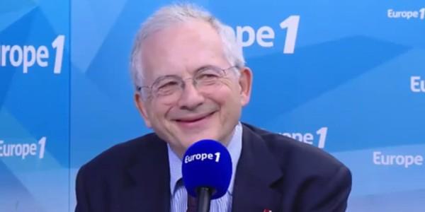 """Olivier Schrameck (CSA) : """"Touche pas à mon poste"""" risque """"une sanction"""""""