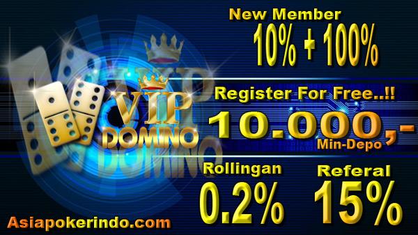Cara Daftar Di Bandar Judi Domino QQ Online | Daftar Poker Online