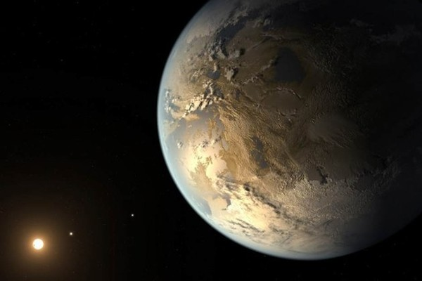 Une exoplanète habitable découverte par la Nasa