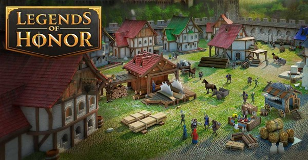 Legends of Honor | Play The Official Free Browser Game