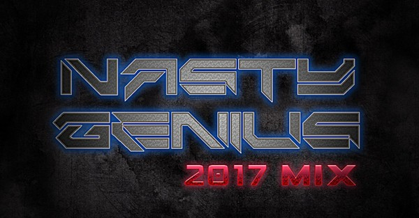 Nasty Genius 2017 Drum and Bass Mix | Nasty Genius