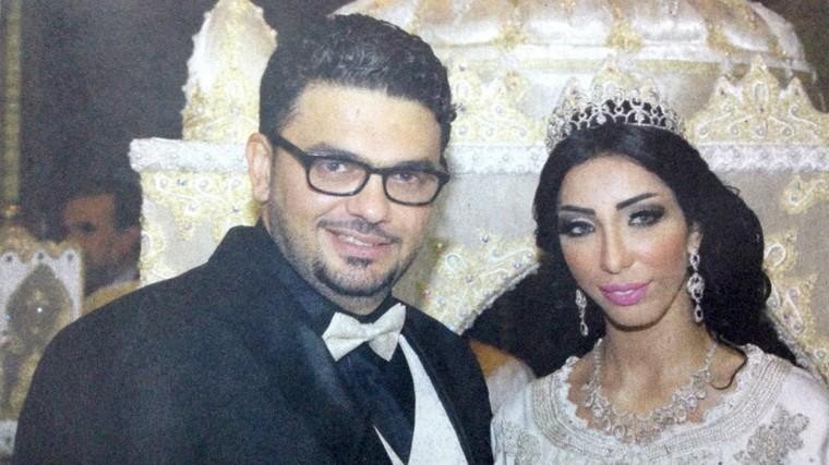 Dans les coulisses du mariage de Dounia Batma