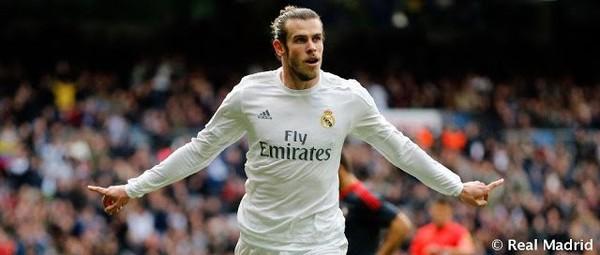 """Real Madrid: Bale : """"C'est génial de gagner de cette manière, de revenir et de marquer"""""""