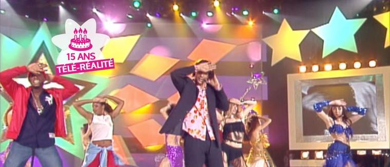 """Cultissime ! Le soir où Georges-Alain (Star Ac' 2) provoqua l'hilarité en """"chantant"""" le tube de Las Ketchup (VIDEO)"""