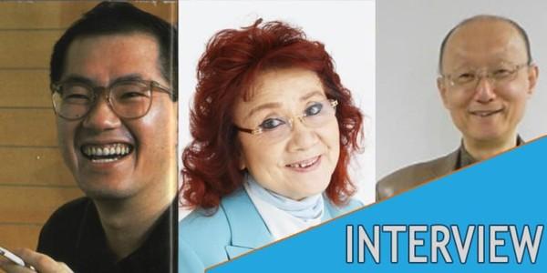 Dragon Ball Tenka'ichi Densetsu – Interview Toriyama, Nozawa, Koyama (2004) - Dragon Ball Super - France