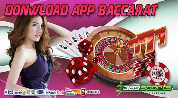 Download App Casino Baccarat