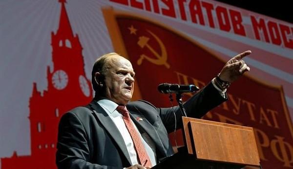 Líder del Partido Comunista ruso refuta declaraciones de Trump sobre elcomunismo