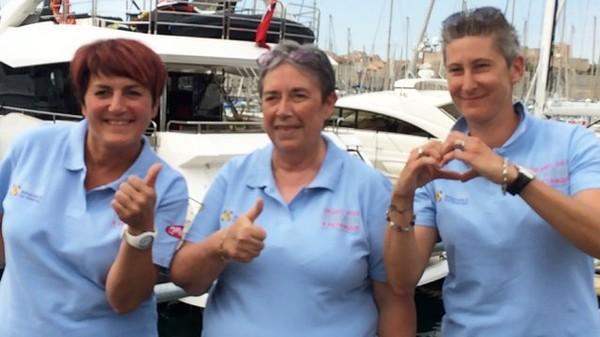 Mondial à pétanque : l'équipe Innocenti remporte la finale des femmes - France 3 Provence-Alpes
