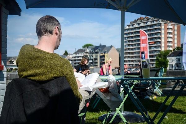 Namur: Cap estival et le Grognon n'attendent plus que le soleil
