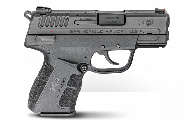 XD-E™ 3.3' Single Stack .45ACP - Springfield Armory