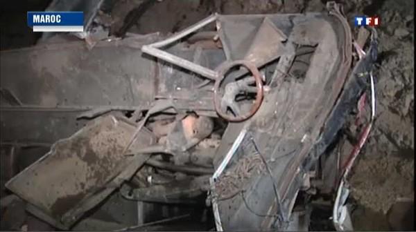 Le journal de 13h - Maroc : 42 morts dans l'accident d'un autocar au sud de Marrakech