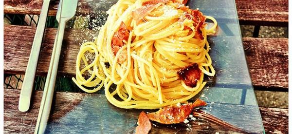 La vraie recette italienne des pâtes à la carbonara