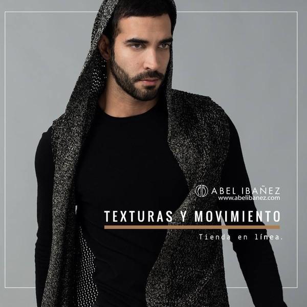 Chez Abel Ibañez, le poncho tendance est une pièce parfaite qui se marie avec toute votre garde-robe. - LNO