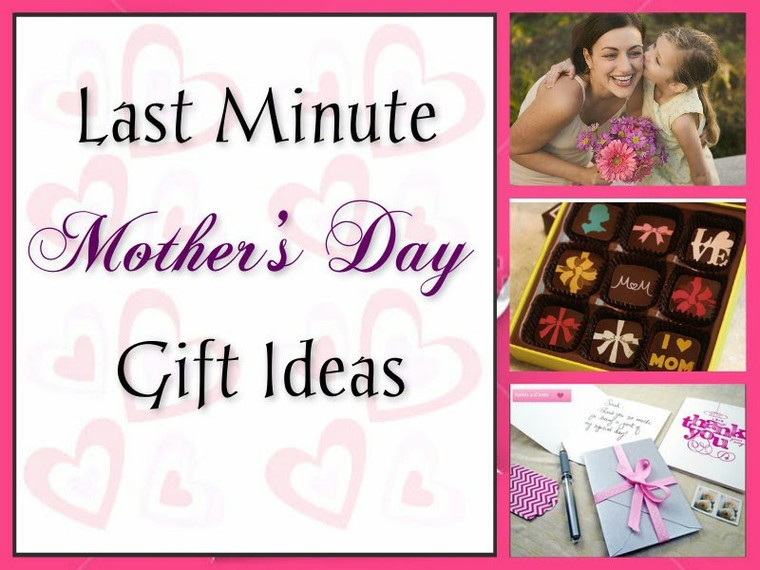 Mothers Day Gift Ideas | All about Mothers Day: Last Minute Mother's Day Gift Ideas