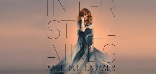 Mylène Farmer - Le tracklisting et la pochette de l'album Interstellaires dévoilés - Mylene.Net