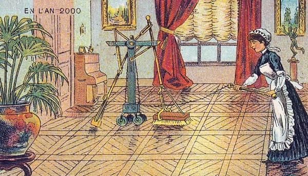 En l'an 2000 : entre 1899 et 1910, ils imaginaient la France du 21e siècle. Voici leur travail.