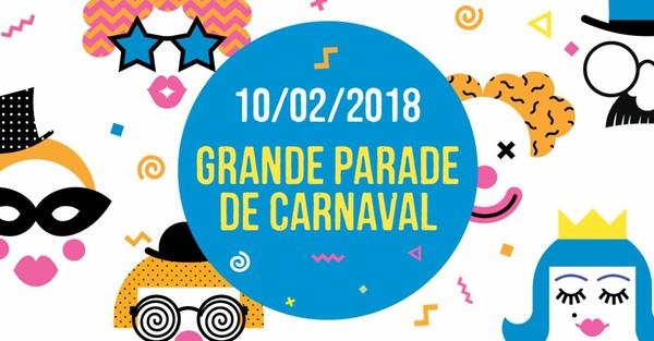 Grande parade de Carnaval