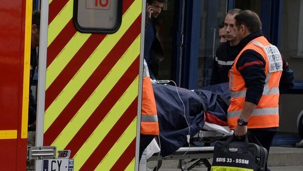 Puisseguin: le chauffeur du car, rescapé, a risqué sa vie pour sauver des passagers