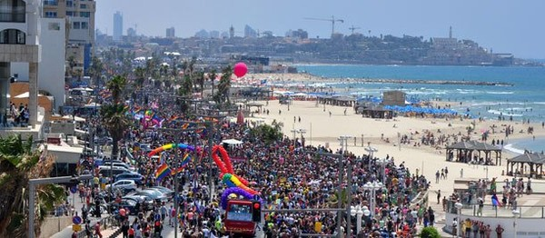 Tel Aviv Pride 2017  - Encyclopædia of Gay and Lesbian Popular Culture
